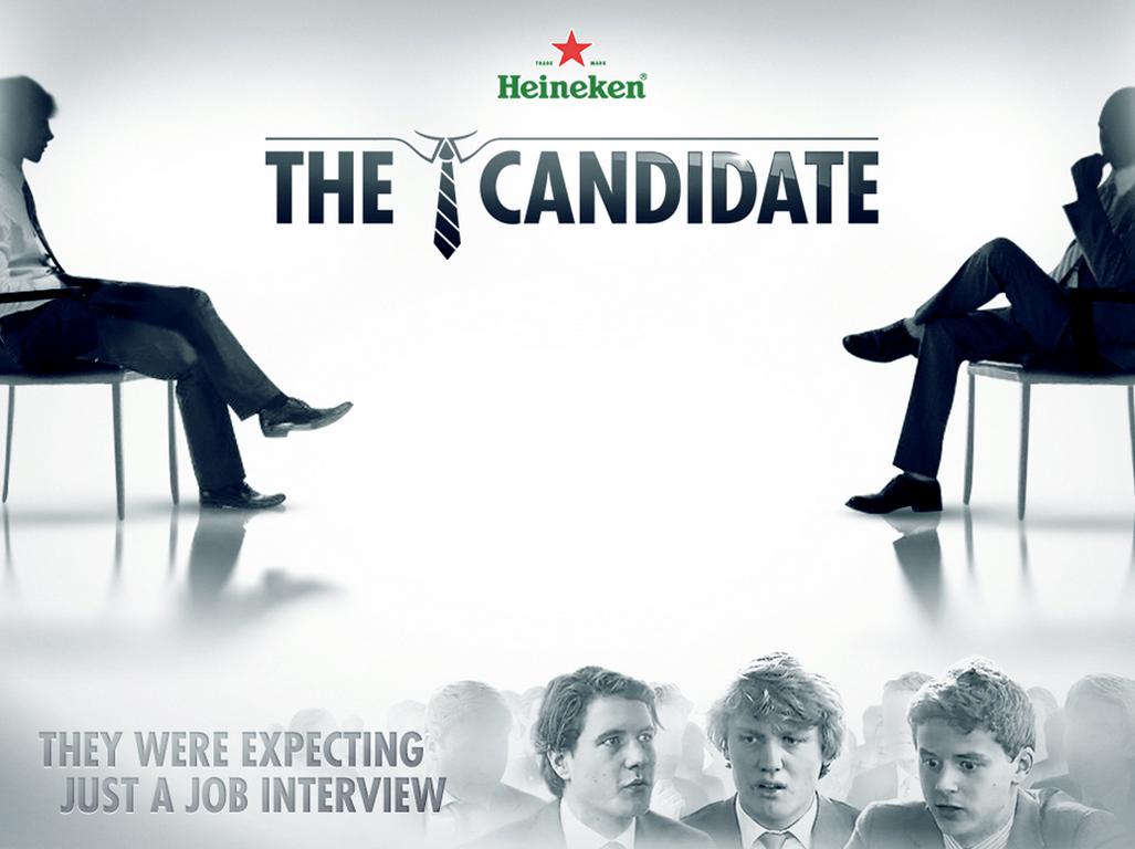 Entrevista de trabajo en Heineken