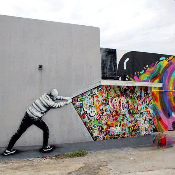 Murales de Martin Whatson
