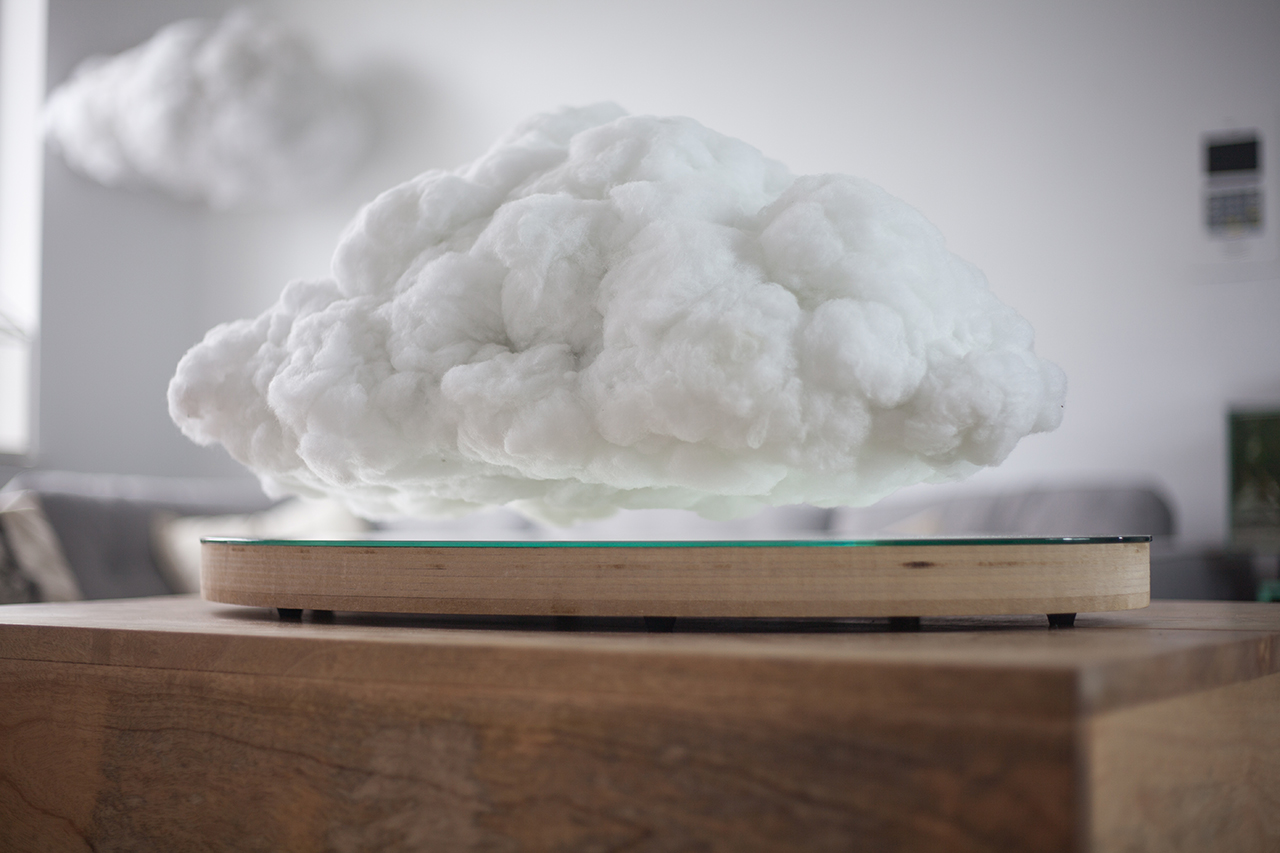 La nube flotante